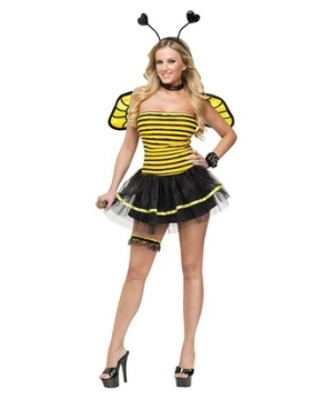 Busy Bee Adult Costume