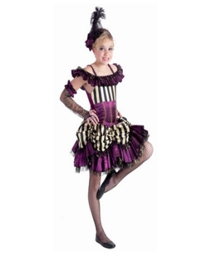 Can Can Sally Girl Costume