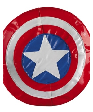 Captain America Soft Shield Kids Costume Accessory