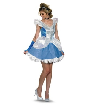 Princess Cinderella Adult Costume deluxe