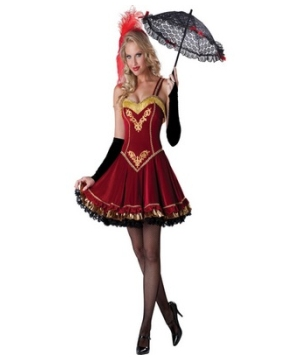 Circus Cutie Adult Costume