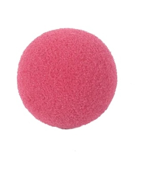 Pink Circus Sweetie Clown Nose