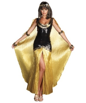 Cleopatra Women's Egyptian Costume deluxe