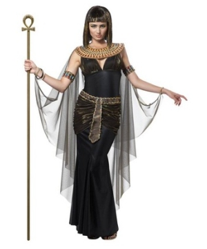 Gorgeous Cleopatra Women Halloween Costume