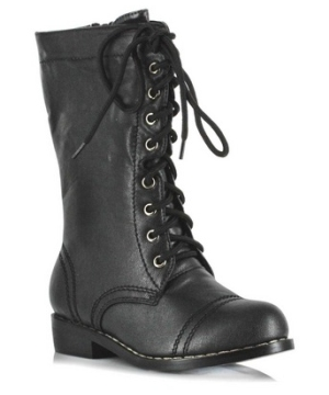 Combat Boots Kid Shoes