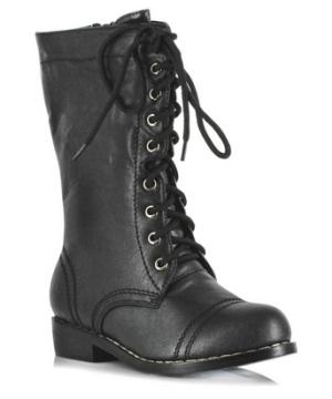 Combat Boots Kid Shoes