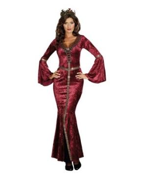 Camelot Women Costume