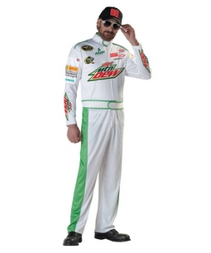 Dale Earnhardt Jr Adult Costume