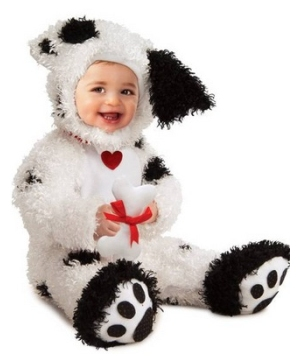 Little Dalmatian Baby Costume