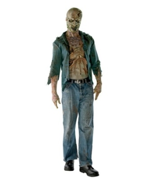 Decomposed Zombie Men Costume