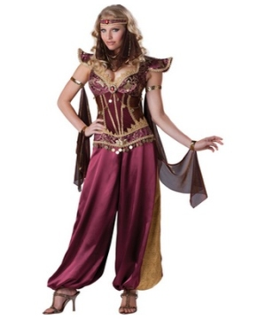 Desert Jewel Womens Costume Theatrical