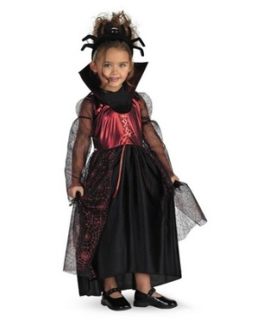 Spider Princess Kids Costume