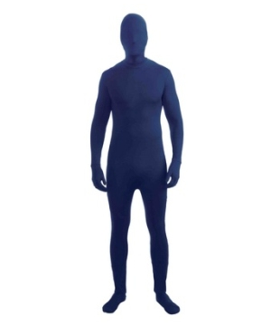 Disappearing Man Men Costume Blue