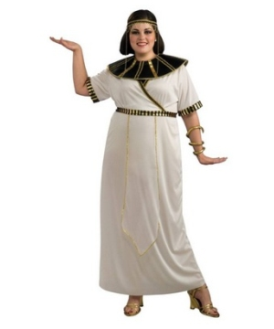 Egyptian Girl plus size Costume