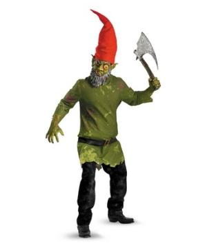 Evil Gnome Mens Costume