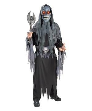Evil Skull Adult Costume