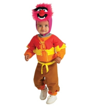 Muppets Animal Baby Costume