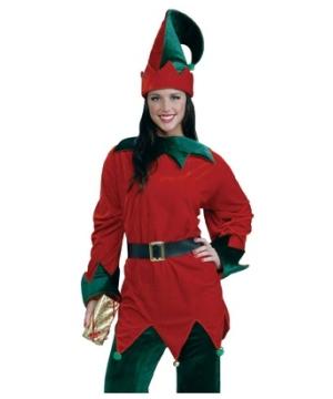 Santas Helper Adult Costume