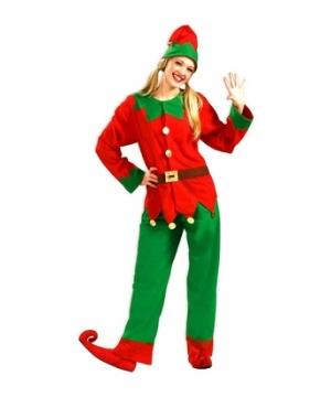 Classic Elf Unisex Adult Costume