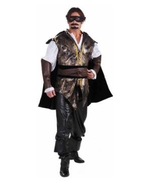 Don Juan Adult Costume