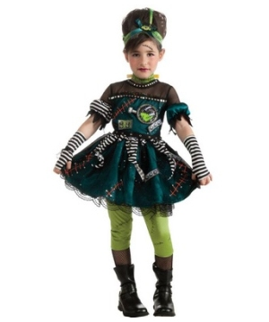 Frankies Princess Kids Costume
