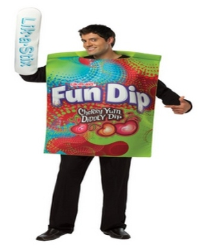 Fun Dip Adult Costume