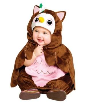 Hoot Owl Baby Costume