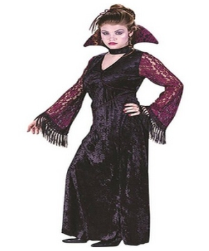 Gothic Lace Vampiress Adult Costume