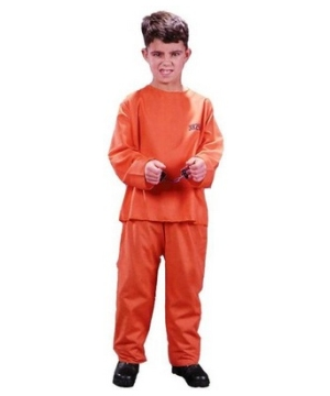 Got Busted Costume - Kids Costume