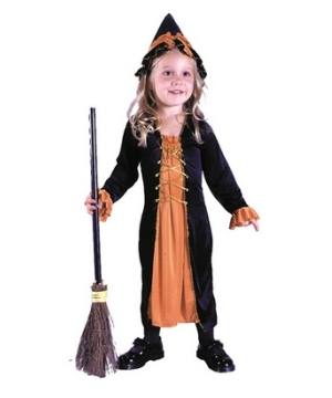 Renaissance Witch Baby Costume
