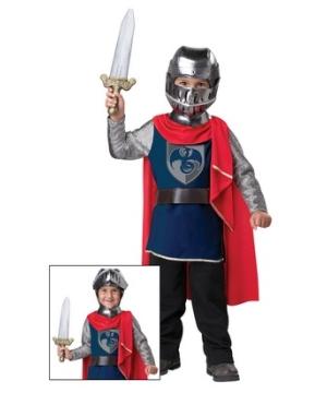 Gallant Knight Baby Costume