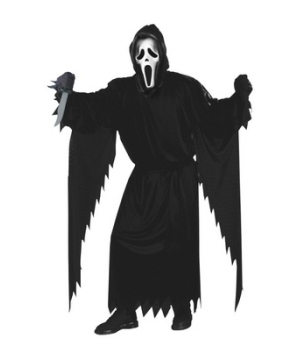 Horror Ghost Face Adult Costume