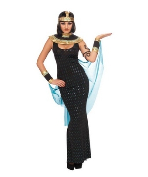 Egyptian Goddess Cleopatra Womens Costume