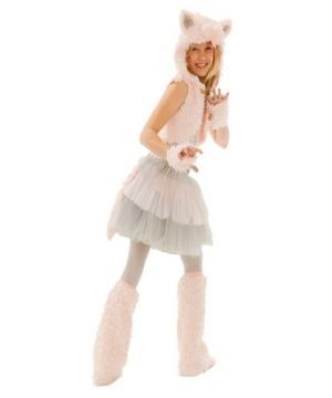 Grace Kitty Teen Costume