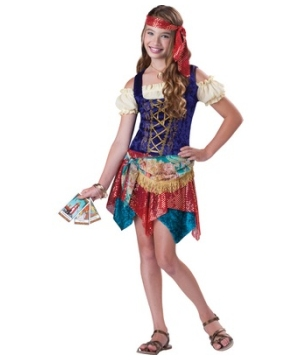 Gypsy Spell Teen Costume