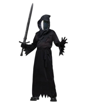 Haunted Mirror Ghoul Kids Costume