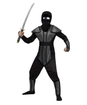 Haunted Mirror Ninja Kid Costume