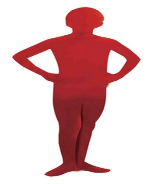 Im Invisible Kids Costume - Red