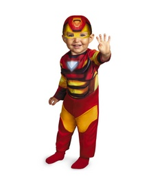 Iron Man Baby Costume