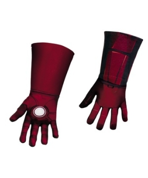 Iron Man Mark Vii Kids Gloves