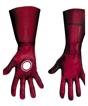 Iron Man Mark Vii Adult Gloves
