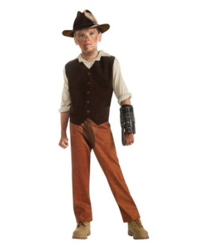 Cowboys and Aliens Jake Lonergan Boys Costume