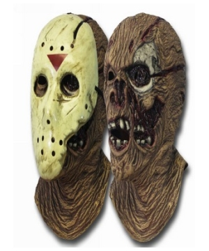 Jason Adult Mask Accessory deluxe
