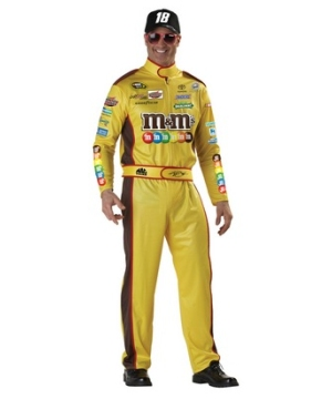 Kyle Busch Adult Costume