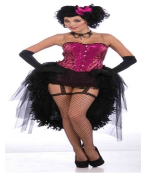 Lady Carmen Adult Costume