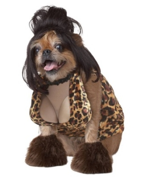 Lady is a Tramp Dog Costume