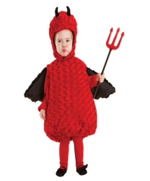 Lil Devil Kids Costume