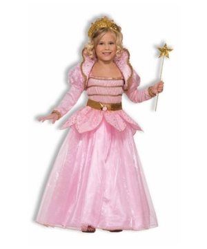 Little Pink Princess Kids Costume