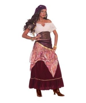Madame Mystique Women Costume
