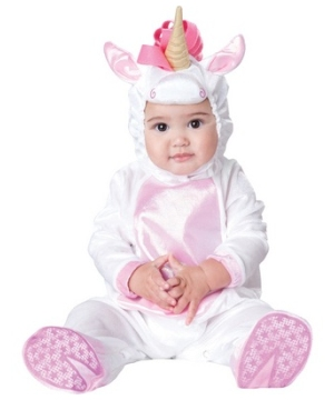 Magical Unicorn Baby Costume